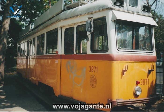 Boedapest - Tram