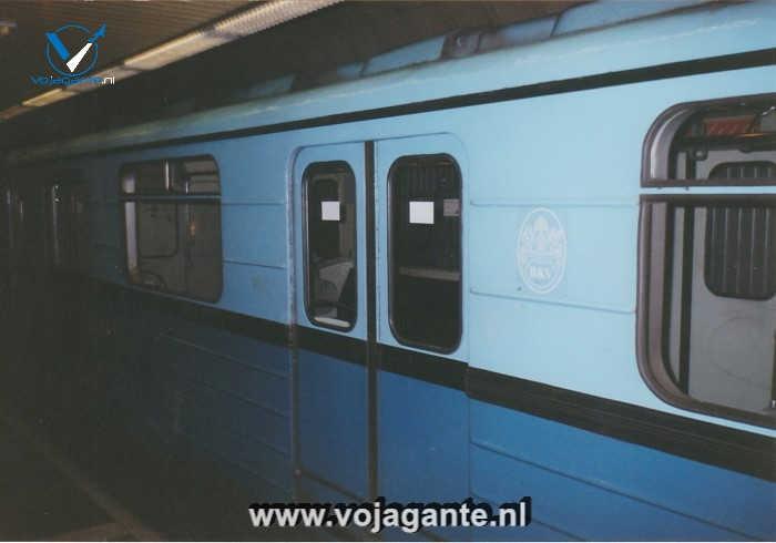 Boedapest - Metro