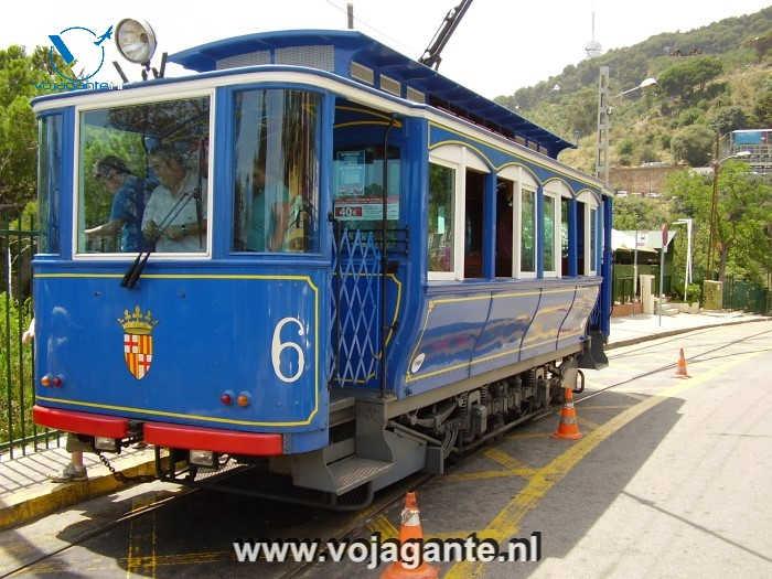 Barcelona - Tramvia Blau
