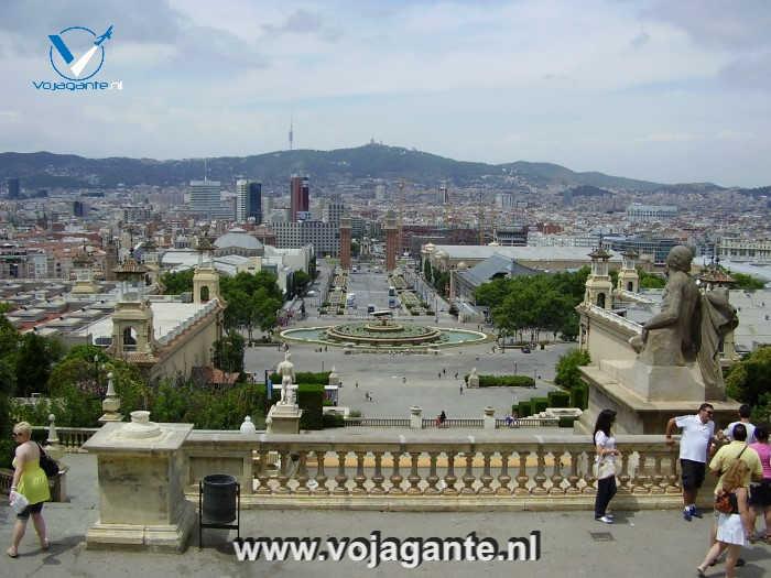 Barcelona - Avinguda de la Reina Maria Cristina