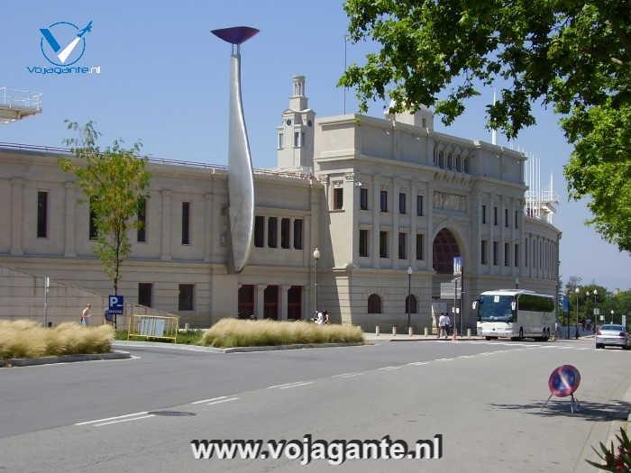 Barcelona - Olympisch Stadion Montjuic