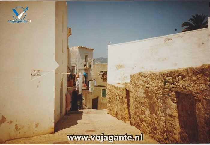 Dalt Vila Ibiza-stad
