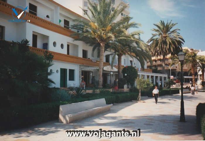 Hotel Figueretas op Ibiza
