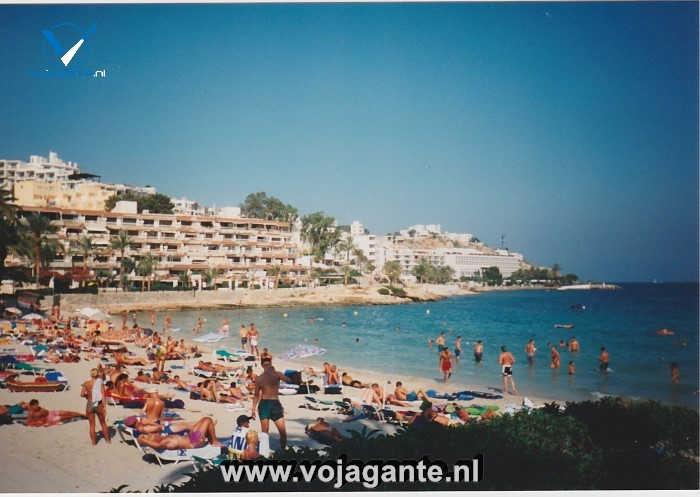 Ibiza- Strand Figueretas