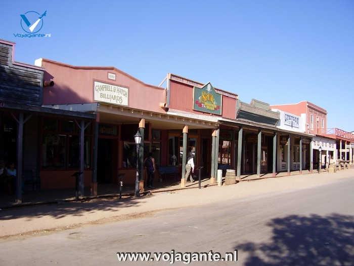 Tombstone Arizona - East Allen Street