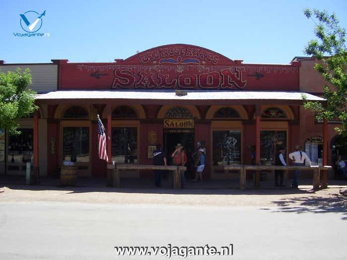 Tombstone Arizona - Big Nose Kate's Saloon