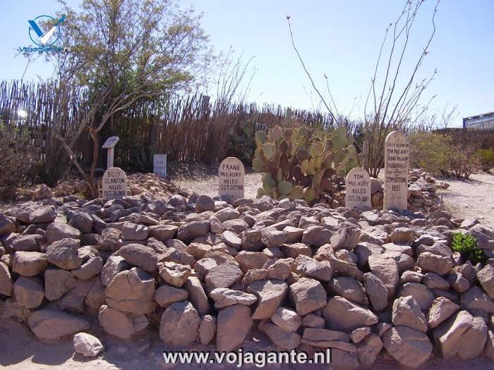 Tombstone Arizona - Boot Hill