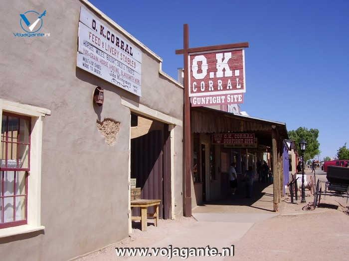 "Tombstone Arizona (USA) ""The town too tough to die"""