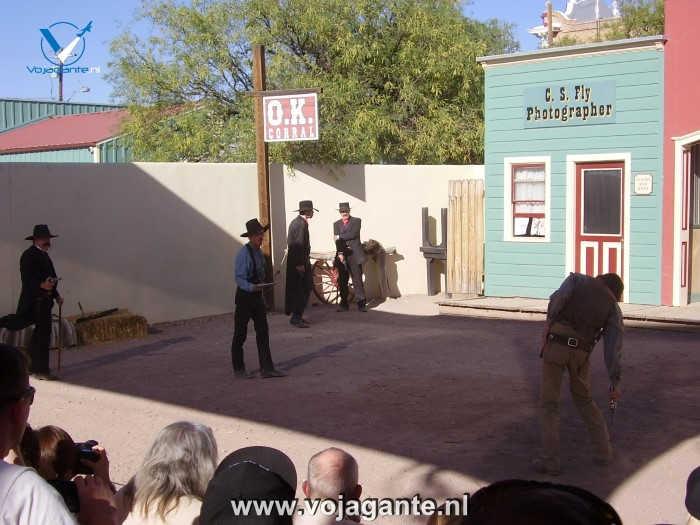 Tombstone Arizona - OK Corral