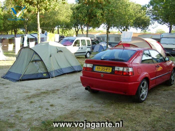 Gardameer Italië - Camping del Garda