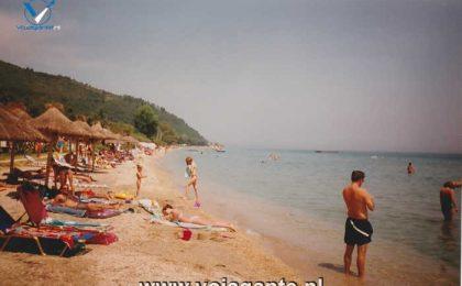 Corfu 1996 - Strand Moraitika
