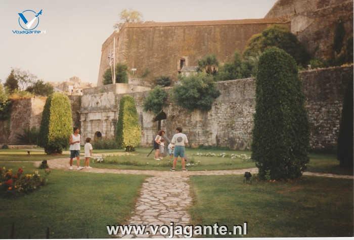 Corfu 2000 - Nieuwe Fort