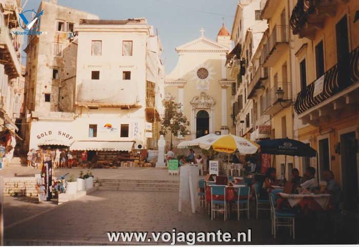 Corfu 1996 - Corfu Stad