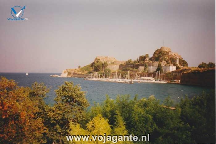 Corfu 1996 - Oude Fort