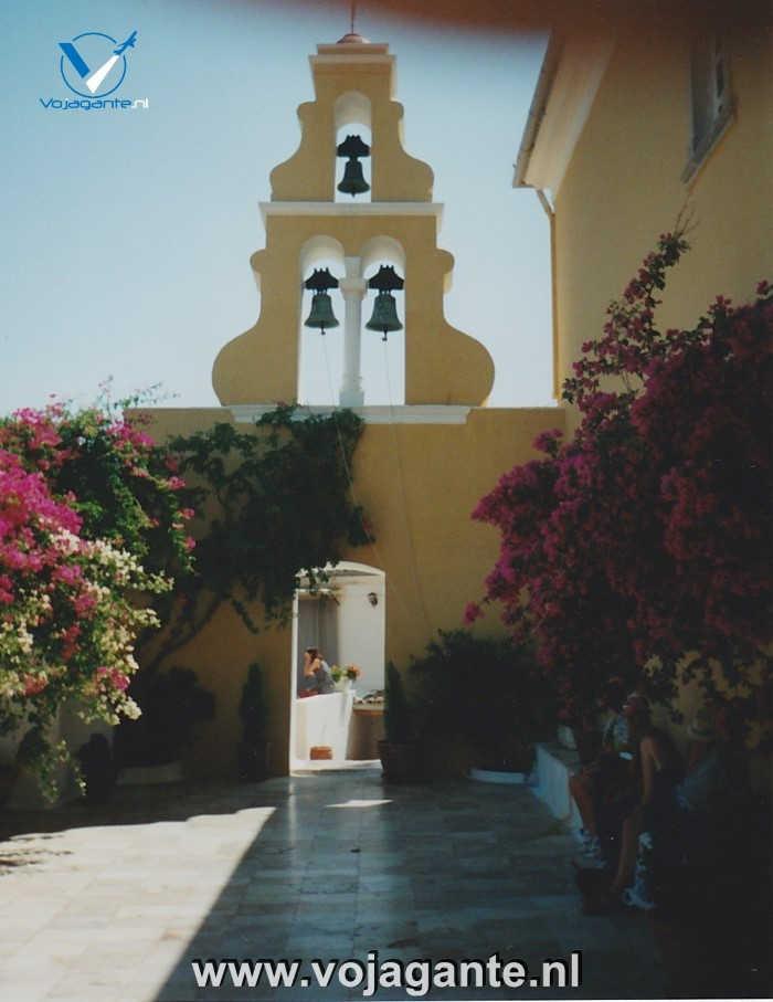 Corfu 2000 - Panagia Theotokos tis Paleokastritsas-klooster