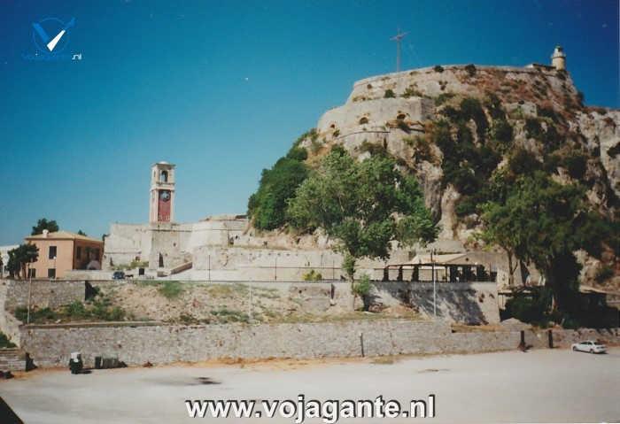 Corfu 2000 - Oude Fort
