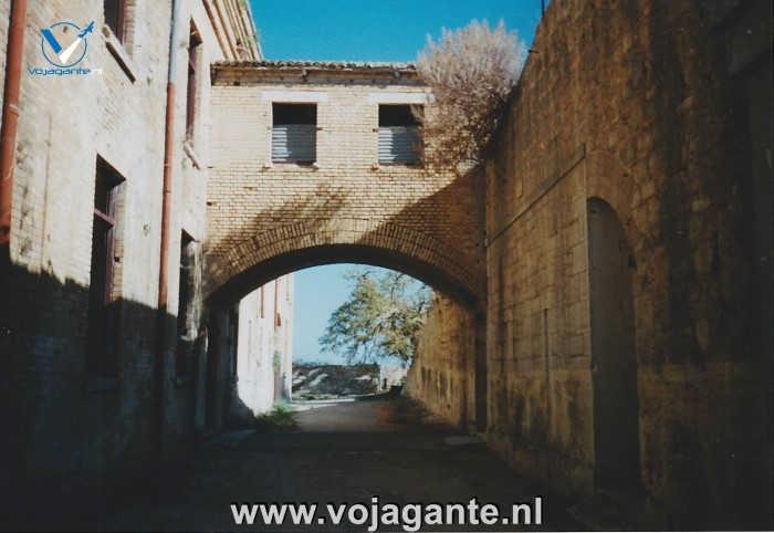 Corfu 2000 - Oude Fort replica Brug der Zuchten uit Venetië