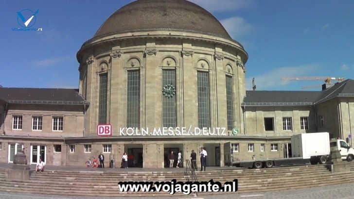 Station Köln Messe/Deuts
